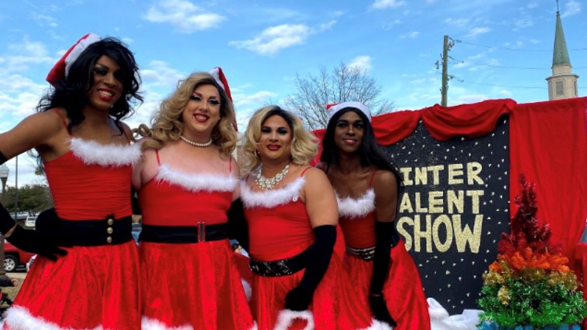Organization responds after Tuberville criticizes drag queens in Christmas parade