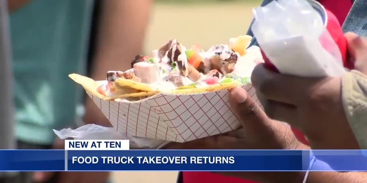 'Food Truck Takeover' brings residents together, gives hope to food vendors