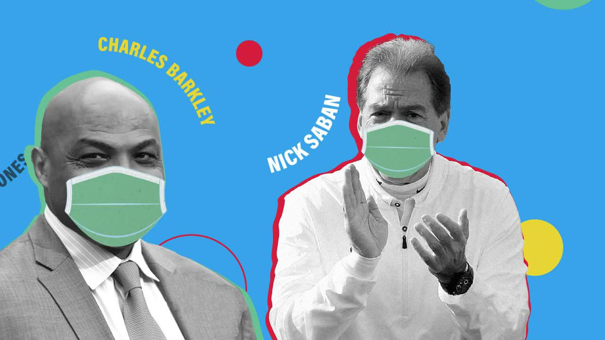 Alabama turns to homegrown celebrities to urge face mask use