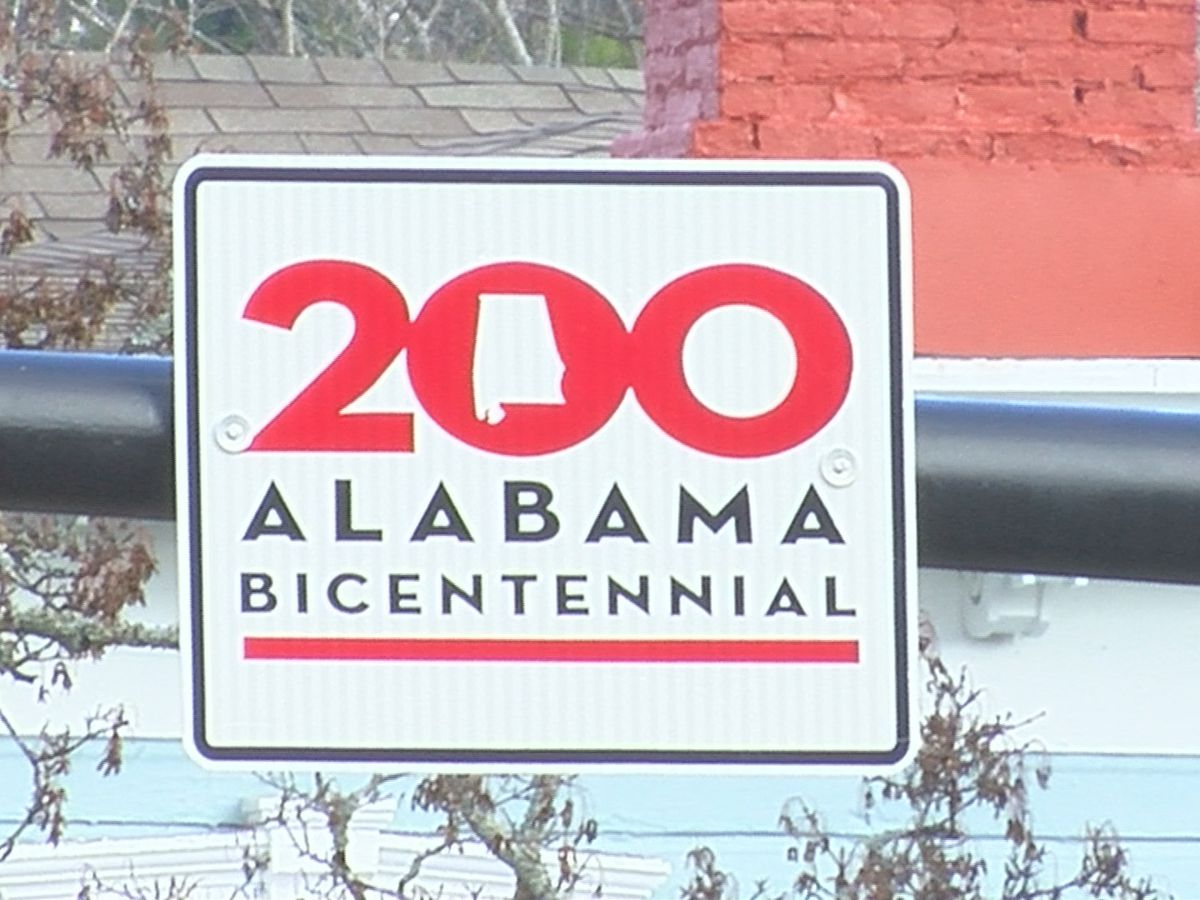 Alabama celebrates Bicentennial Saturday with day of events