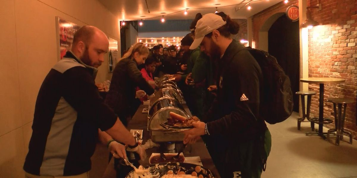 Raycom Media Camellia Bowl teams experience food and fun in Montgomery