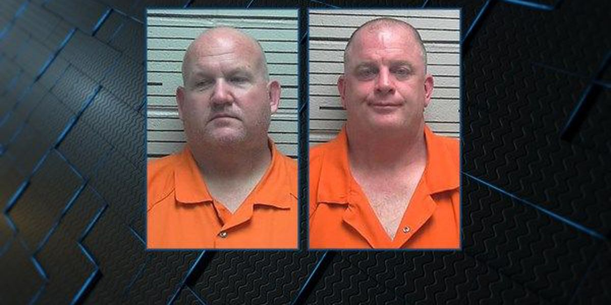 Former Prattville officers arrested on burglary, conspiracy charges