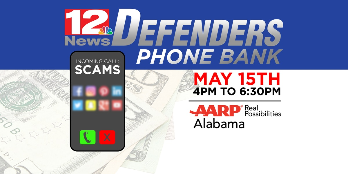 WSFA hosts 12 News Defenders Phone Bank