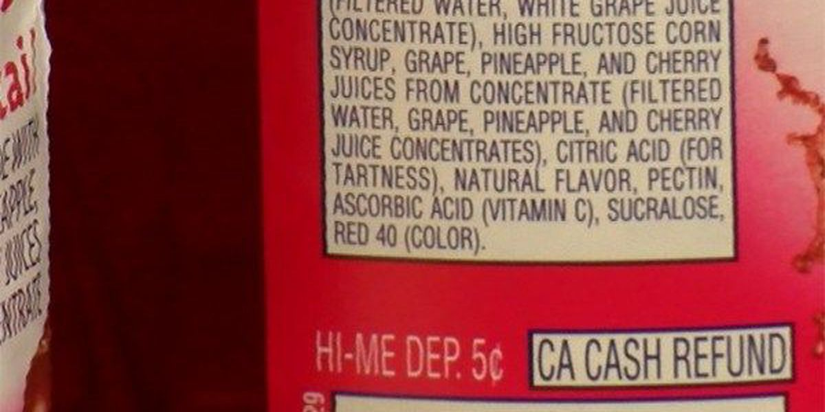 Possible health hazards of artificial food dyes gain attention