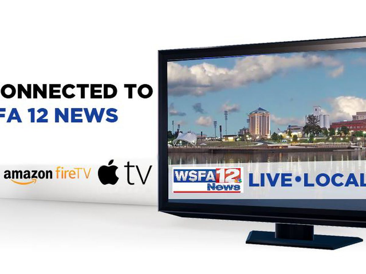 You can now stream WSFA 12 News on Apple TV