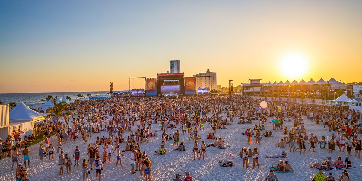 Gulf Shores announces cancellation of the 2020 Hangout Music Festival