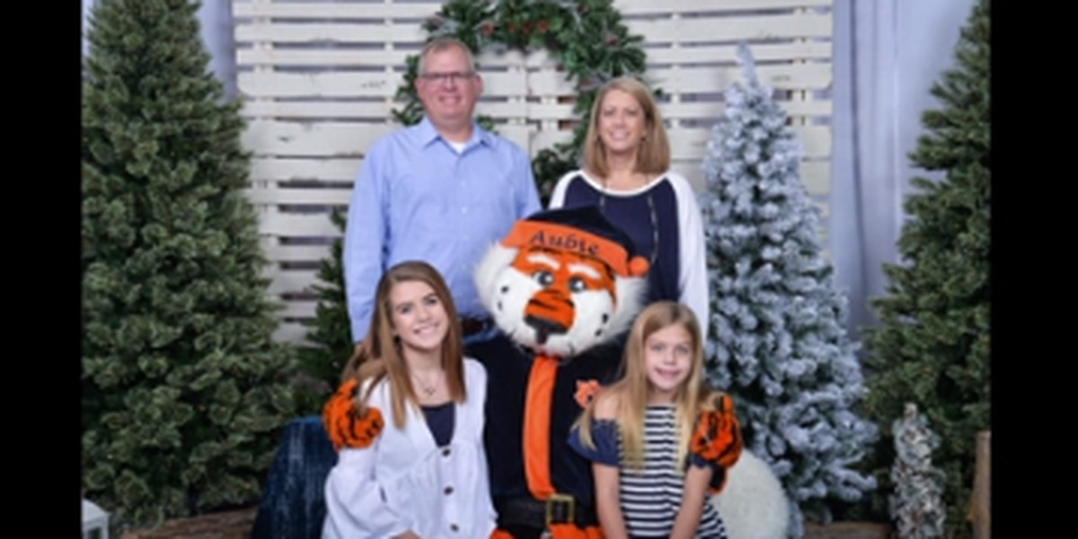 Auburn family impacted by COVID-19