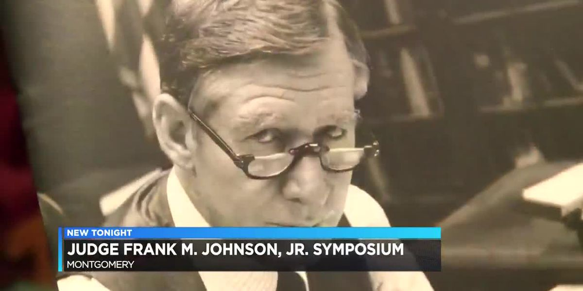 Federal Judge Frank Johnson honored with centennial symposium