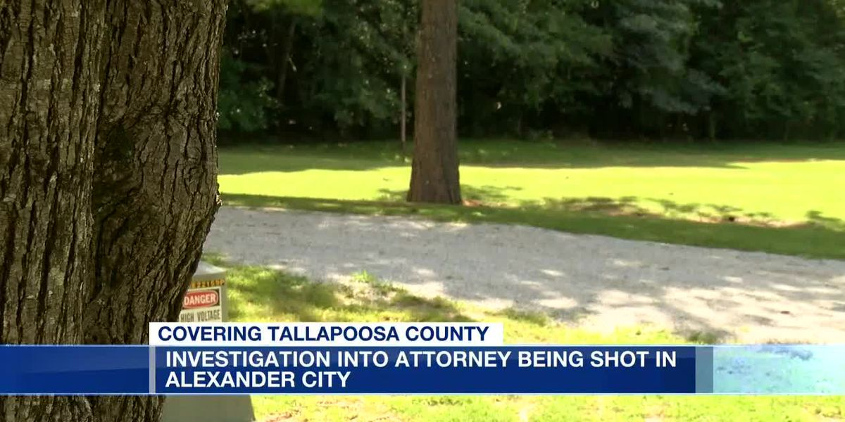 Investigation ongoing after Alex City jogger shot