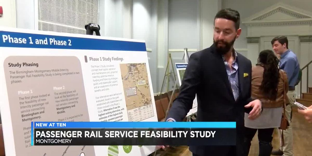 State officials consider reintroduction of rail system