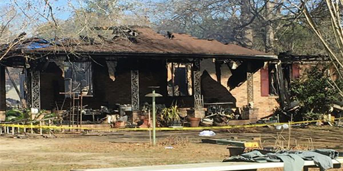 Victim identified in Daleville house fire