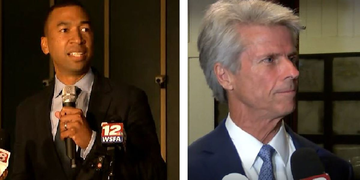 Reed, Woods heading to runoff in Montgomery mayor's race