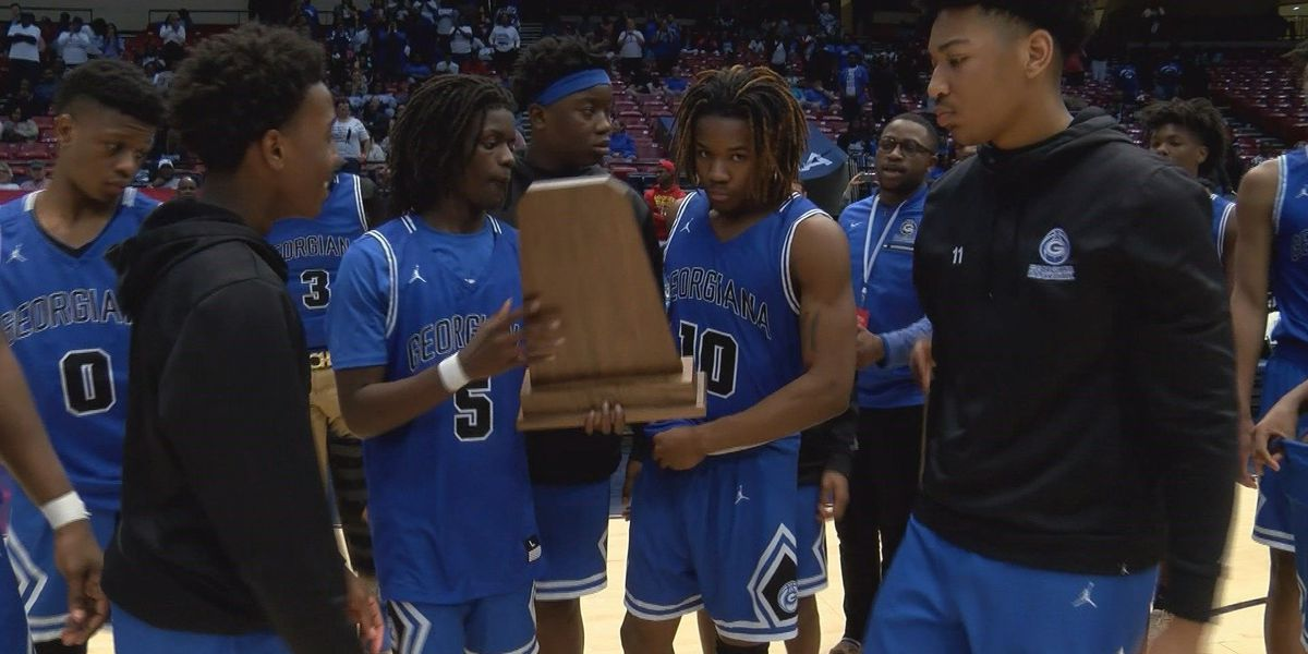 Georgiana falls in OT to Sacred Heart in 1A state title game, 65-56