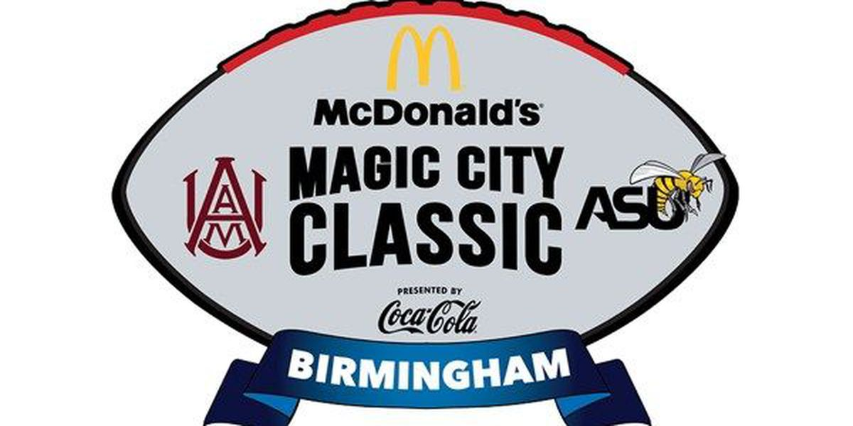 Full list of events for Magic City Classic weekend