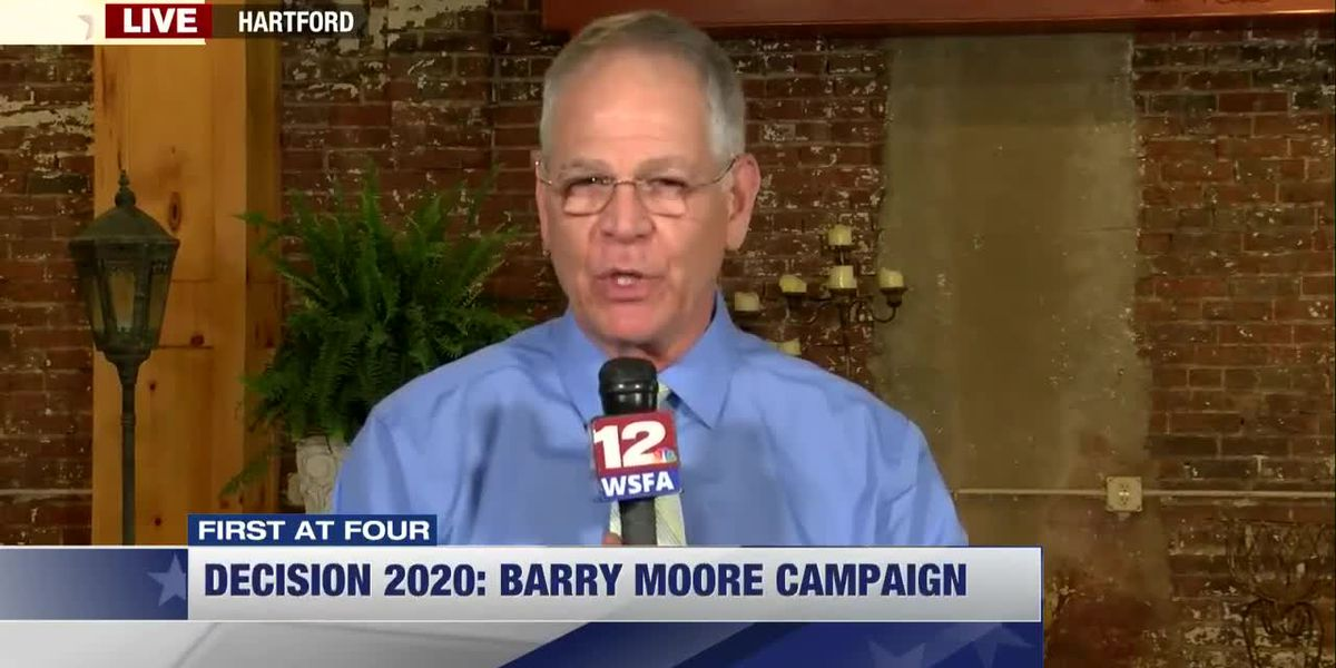 Barry Moore hopeful for runoff election win