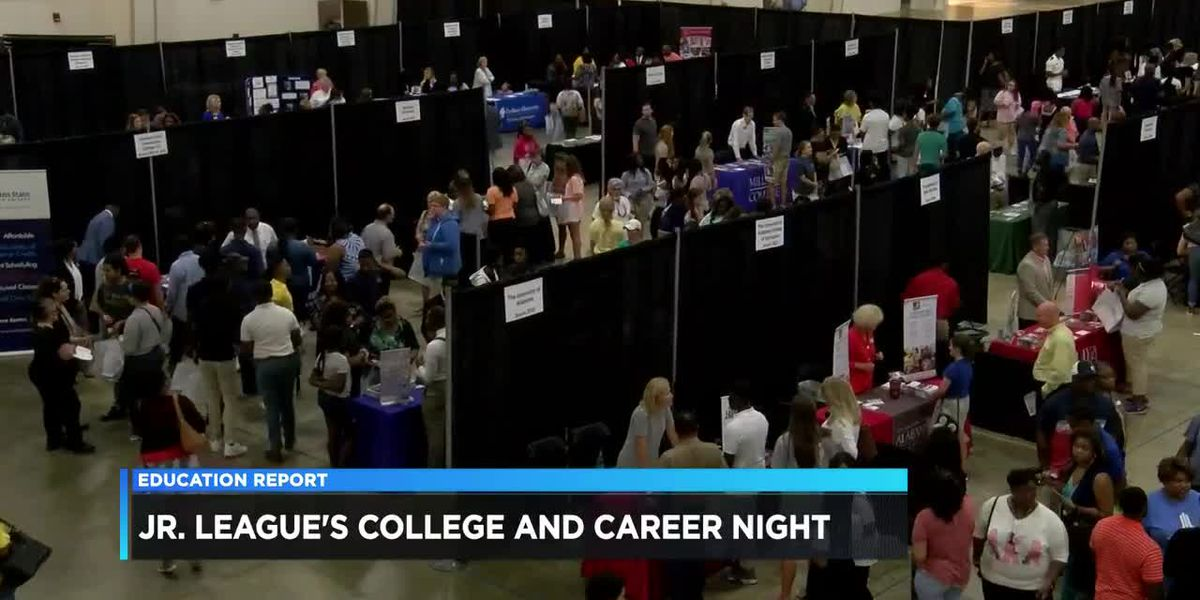 Junior League Montgomery holds College & Career Night