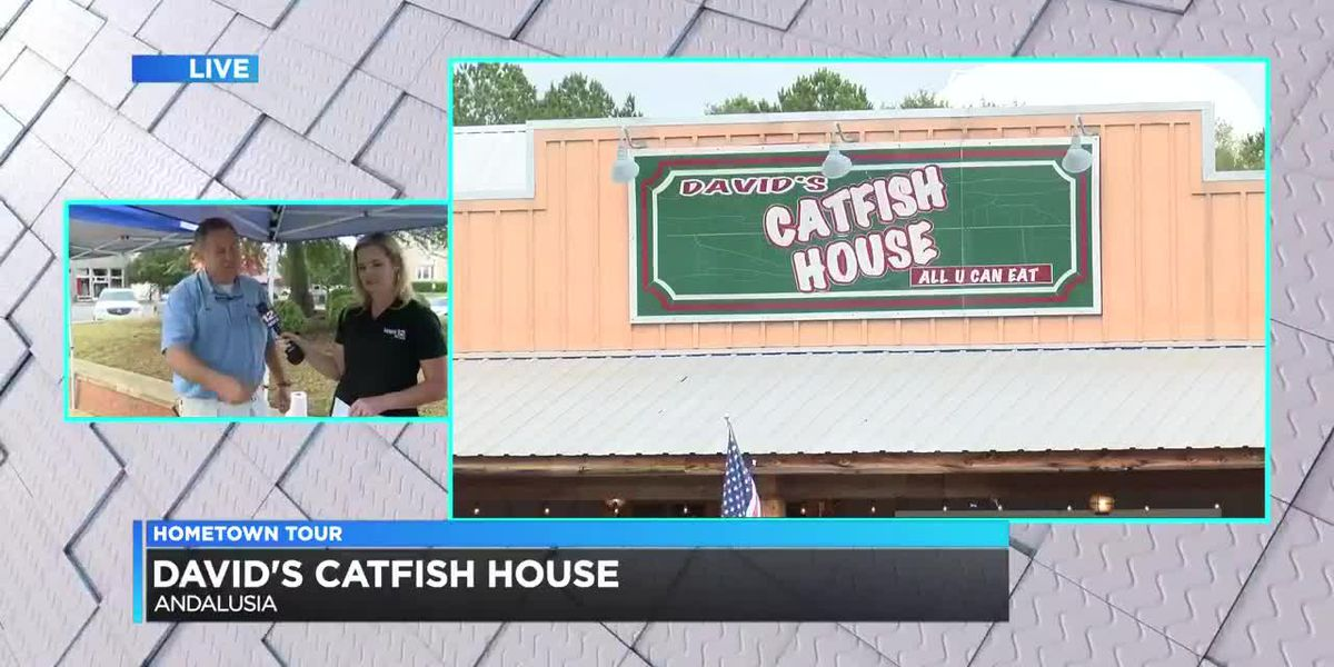 Hometown Tour: The Catfish House in Andalusia