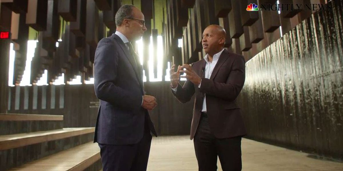 NBC Nightly News, Lester Holt highlight Montgomery on Across