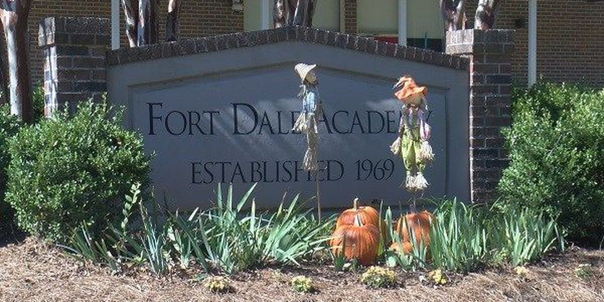 Fort Dale student hospitalized after injury at school