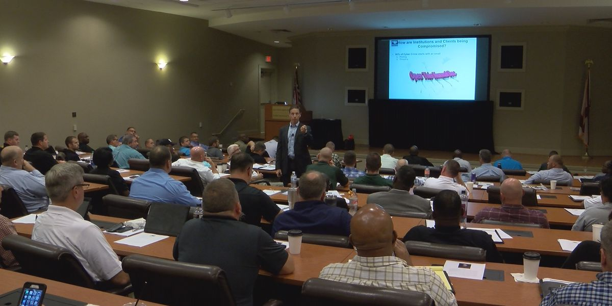 FBI trains new generation of law enforcement leaders