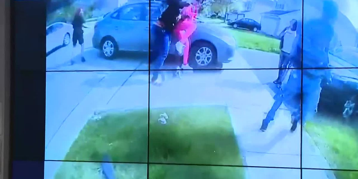 GRAPHIC: Police body cam shows fatal shooting of teenage girl in Columbus, Ohio