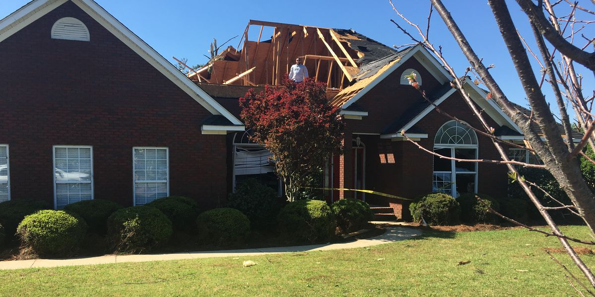 Eufaula begins cleanup after EF-2 tornado