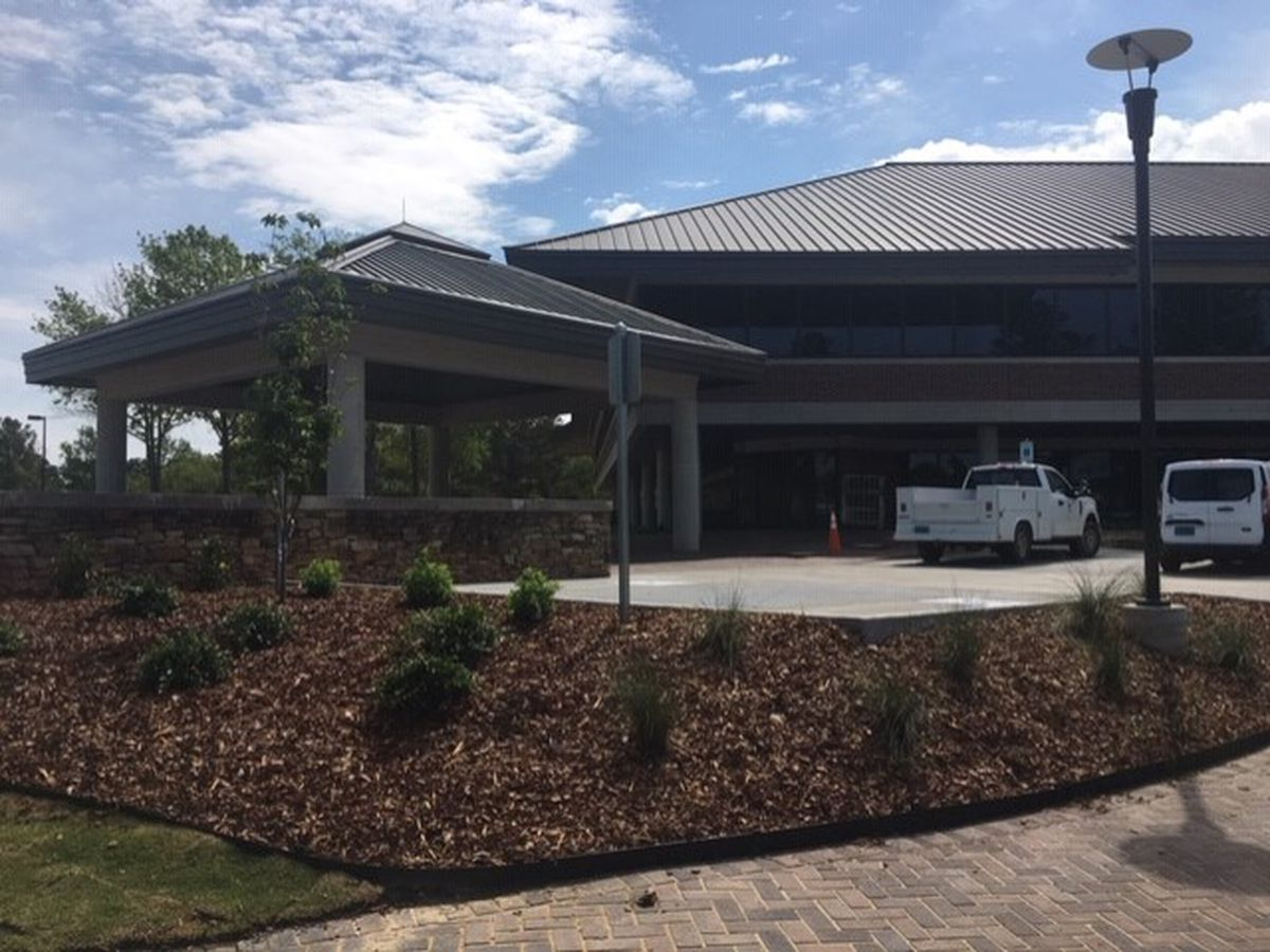 Alexander City PD moves into new municipal complex
