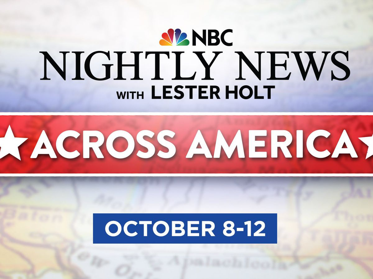 Date set for NBC's Lester Holt to visit Montgomery on 'Across America' tour
