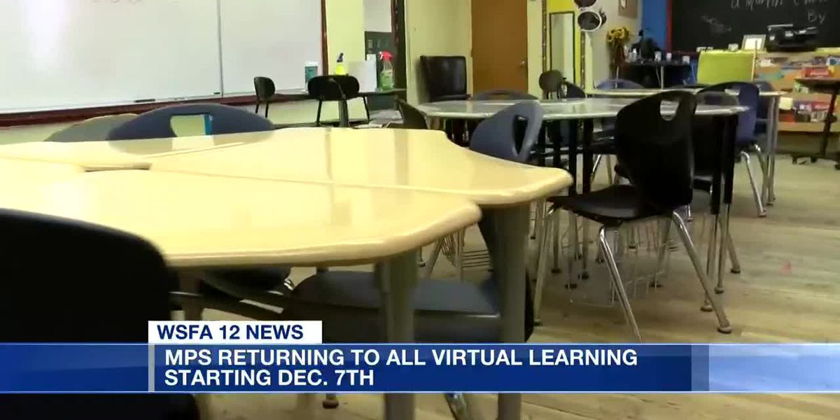 MPS returning to all-virtual learning