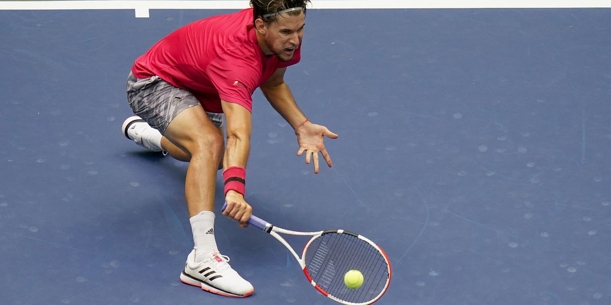 Dominic Thiem 1st since 1949 to win US Open after ceding 1st 2 sets