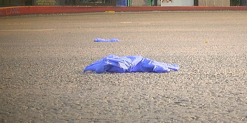 Parking lots littered with PPE could contribute to spread of coronavirus