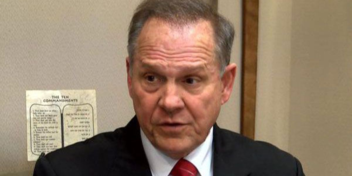 Roy Moore drops defamation, political conspiracy lawsuit