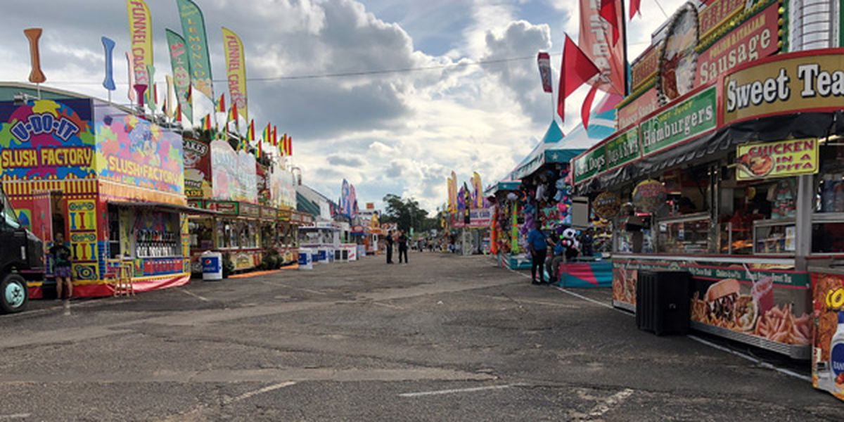 Alabama National Fair announces 2019 main stage acts