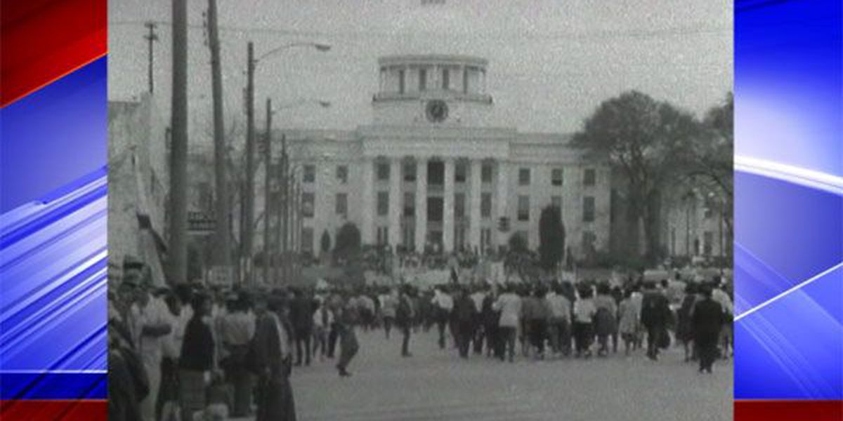 Selma-to-Montgomery March events in the capital city