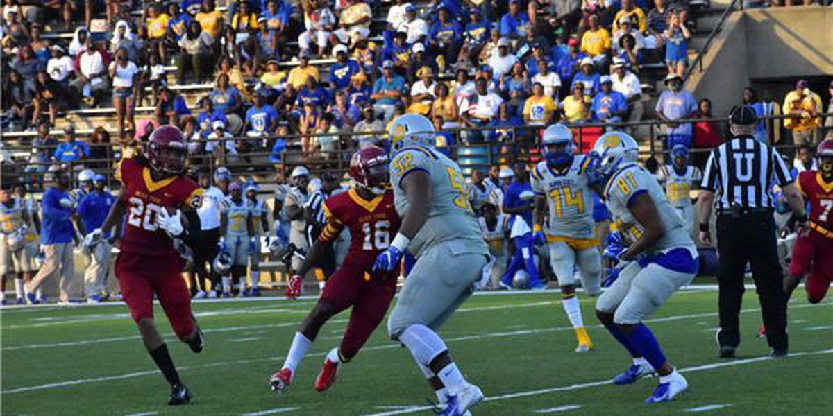 Tuskegee shuts out Albany State in 4th annual White Water Classic