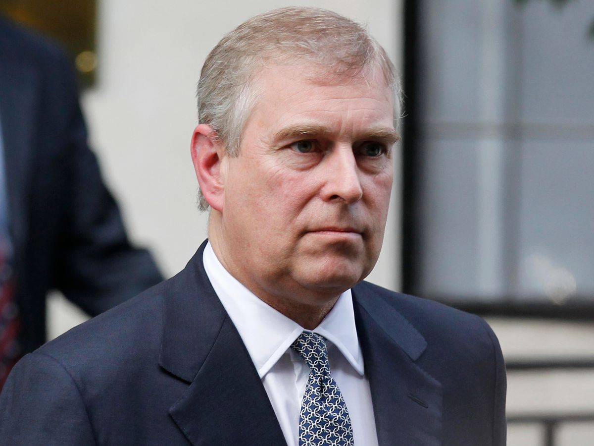 Britain's Prince Andrew denies knowledge of Epstein's crimes