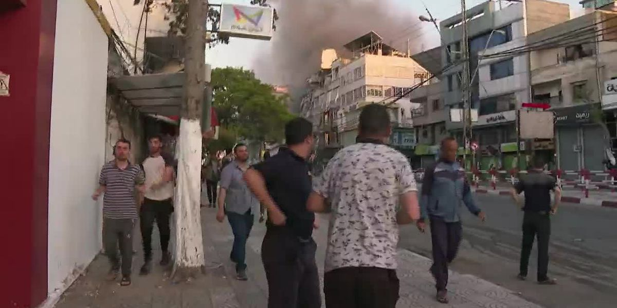 Death and destruction as Israel, Hamas conflict grows