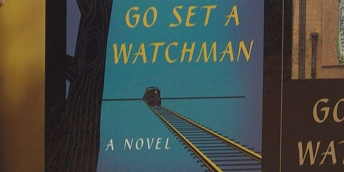 """Anticipation builds in Alabama for """"Go Set a Watchman"""""""