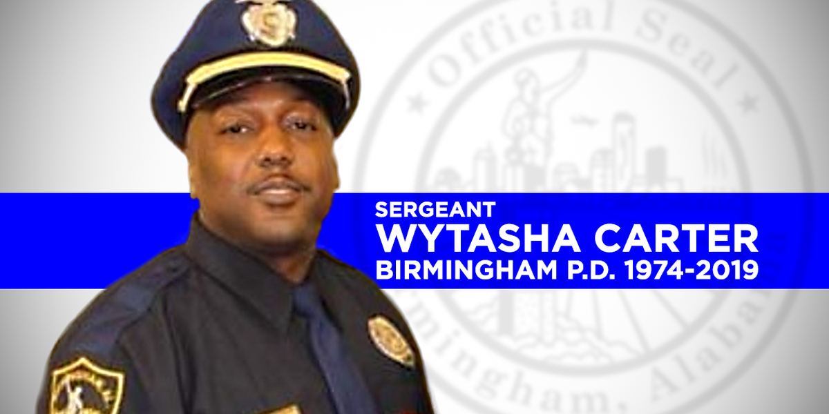 Additional funeral plans announced for fallen Birmingham officer